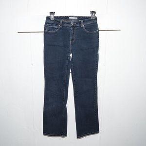 Chico's quartz womens jeans size 1 R
